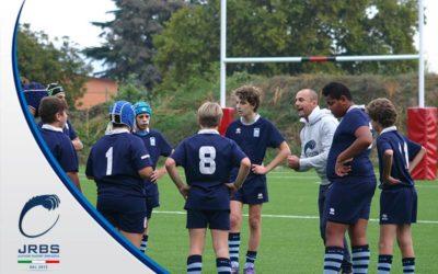 Bimbi in campo: scuola e sport con il Rugby Brescia!